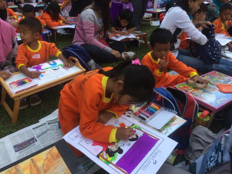 Sehat Cerdas Ceria Tema Hari Anak Nasional 2018 Di Kota Yogyakarta