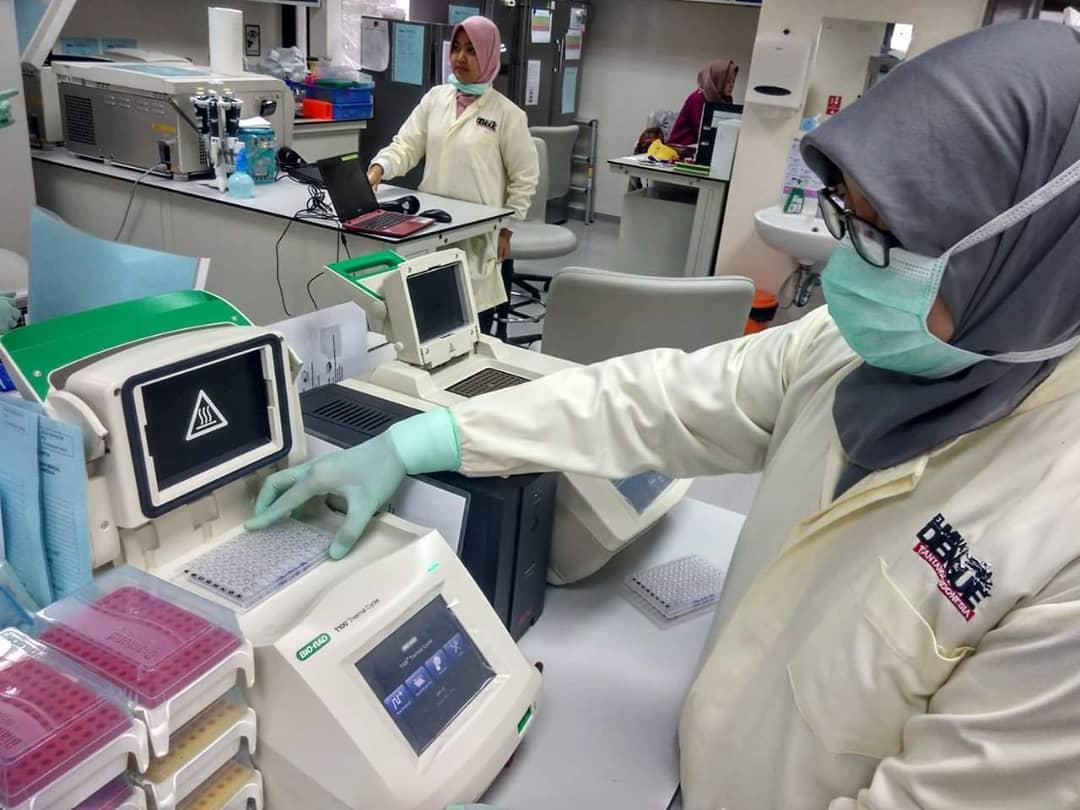 "Webinar  ""Diagnostik Laboratorium COVID-19"""