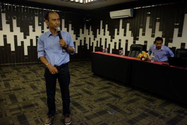 Bimbingan Teknis Pemanfaatan Model & Format Media Audio Pembelajaran Untuk Anak Usia Dini di 8 Provinsi
