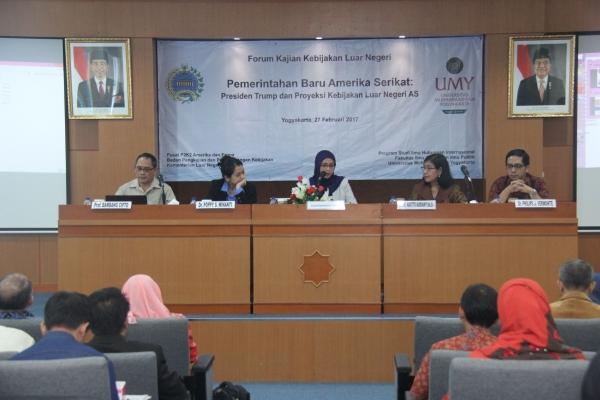 Politik Luar Negeri Indonesia yang Bebas Aktif Masih Relevankah?