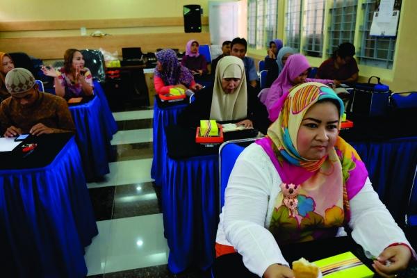 RDK Penugasan Penulisan Naskah untuk Tunanetra