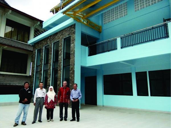 Perkuat Nasionalisme, STTNas Yogyakarta Pusatkan Kegiatan Mahasiswa di Student Centre
