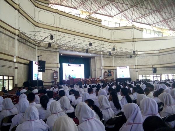 Hadapi Globalisasi, UPN Veteran Yogyakarta Siapkan Kader Berkualitas