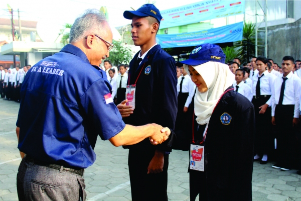 Kemandirian dan Persatuan Kesatuan Menjadi Tema Besar OSPELMAB STTNas Yogyakarta Tahun Ini