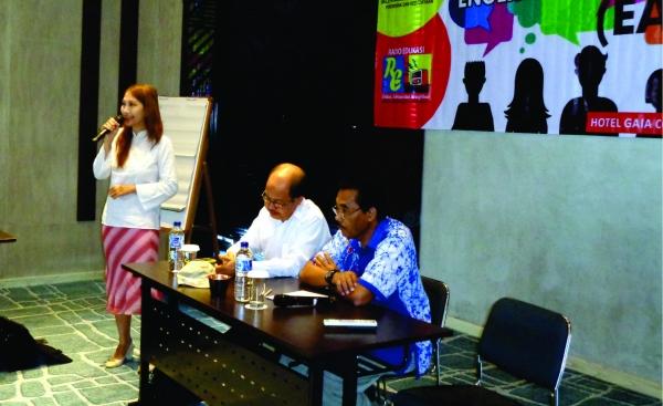 Penulisan Naskah Bahan Belajar Berbasis Audio/Radio Pembelajaran untuk Tunanetra