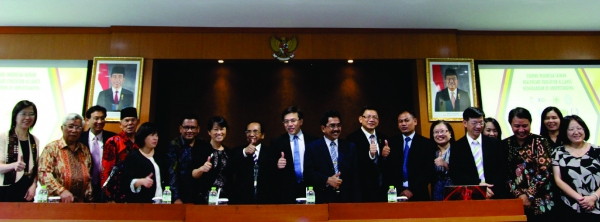 UMY dan 17 Instansi Tandatangani MoU Taiwan-Indonesia Healthcare Education Alliance