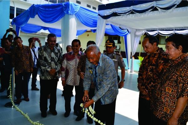 Bupati Sleman Resmikan Gedung Student Center and Park STTNas Yogyakarta