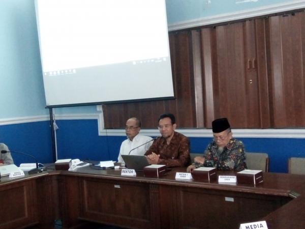 Alumnusnya Lakukan Kebohongan Publik, Rektor IST Akprind Yogyakarta Minta Maaf