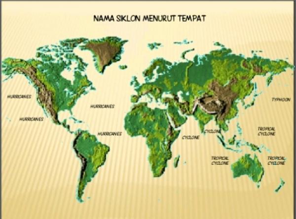 Antisipasi Dampak Siklon Tropis Perlu Ditingkatkan