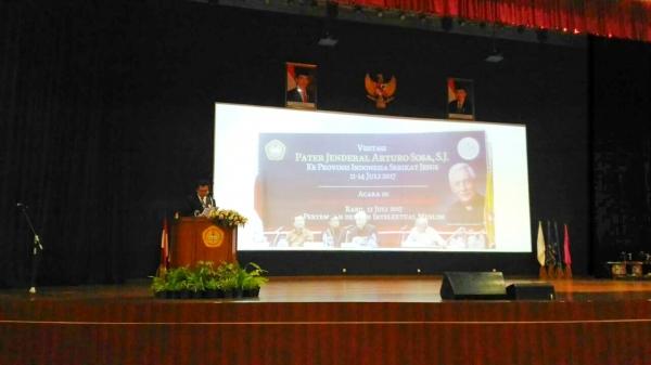 Tantangan Peradaban dan Peran Universitas Sanata Dharma Yogyakarta
