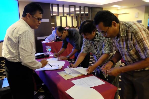 Rapat Koordinasi Rencana Kerja Tahunan 2018,  Menuju BPMRPK Baru: Karya Nyata untuk Mengimplementasikan TIK berbasis Audio/Radio