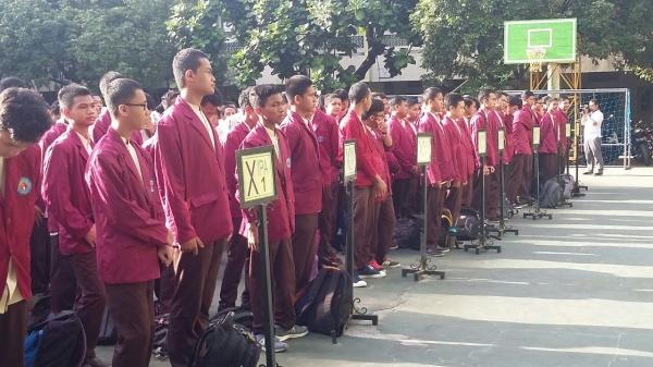 SMA Muhammadiyah 2 Yogyakarta Kirim Siswa Kelas X untuk Studi Komparasi