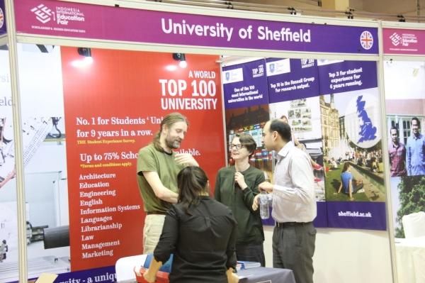 IIEF Membuka Kesempatan Studi Ke Luar Negeri