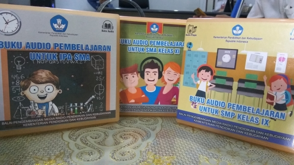 Buku Audio Pembelajaran, Banyak Manfaatnya