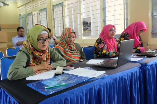 Pelatihan Pemanfaatan Siaran Radio Pendidikan Gelombang 3