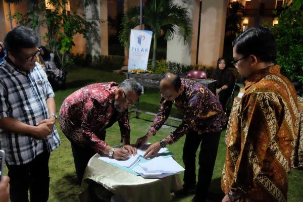 Bambang Utoyo Resmi Pimpin BPMRPK