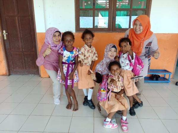 Kegiatan Sosialisasi Produk Media Audio Pembelajaran untuk PAUD di Kabupaten 3T