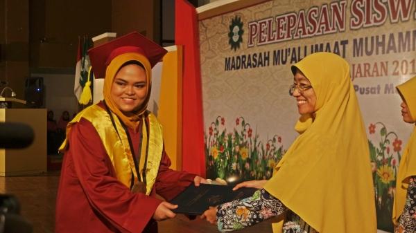 Lulusan Madrasah Muallimat Muhammadiyah Diharapkan jadi Pimpinan Perempuan Bangsa Berkemajuan