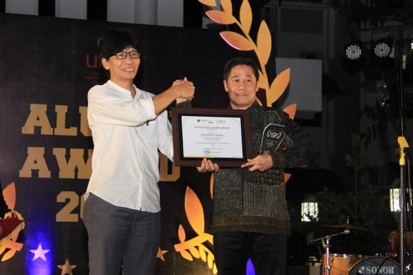 UMY Berikan Penghargaan Kepada 8 Alumni