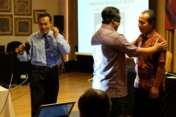 Perancangan Model Media Audio Pembelajaran untuk Tunanetra Tahun 2018