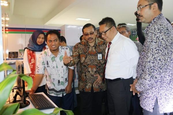 BSN Resmikan SNI Corner di UII Yogyakarta