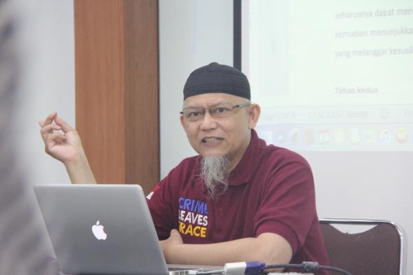 Pentingnya Sinergitas Literasi Hukum dan Teknis UU ITE