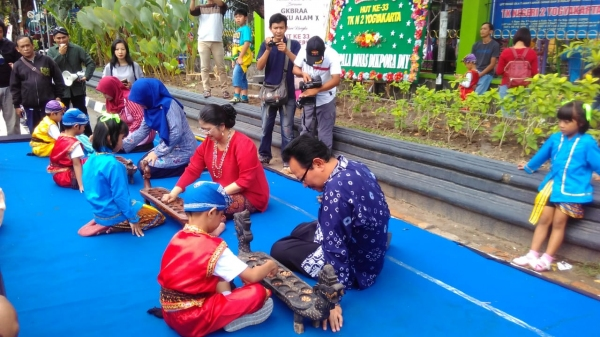Dakon Ning Ratan, Upaya Merawat Permainan Tradisional