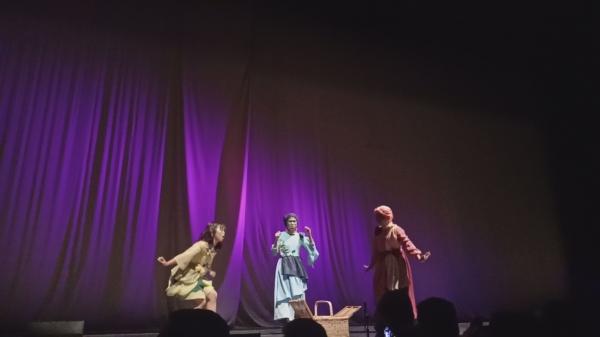 Teater Jubah Macan Bawakan Kisah Tentang Kehidupan