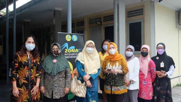 Koordinasi dan Silaturahmi Dharma Wanita BPMRPK dan Pusdatin