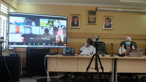 Rapat Evaluasi 2020 dan Koordinasi 2021 BPMRPK Kemdikbud