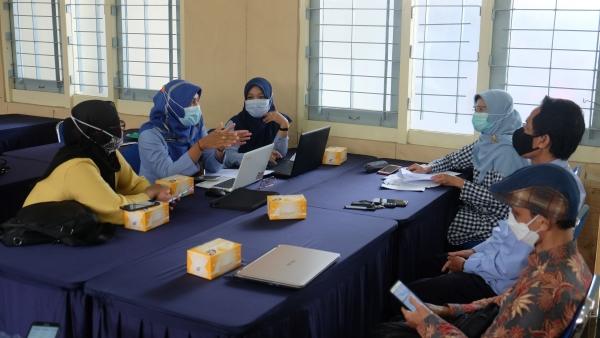 Rapat Penugasan Penyusunan GBIM JM Purwarupa (Prototype) Model Pembelajaran Berbasis Media Audio