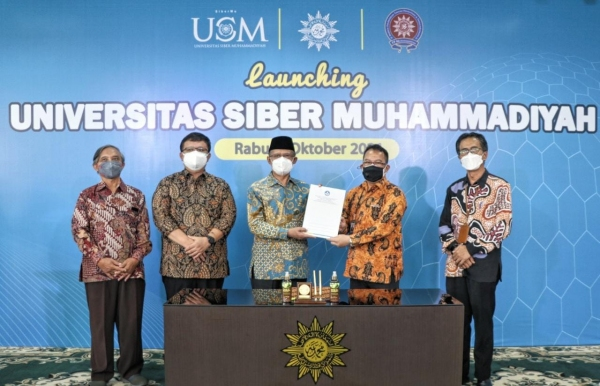PP Muhammadiyah Luncurkan Universitas Siber Muhammadiyah