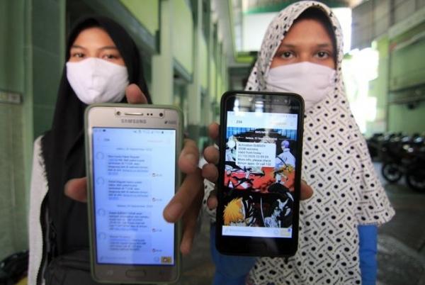 Kemendikbudristek Salurkan Bantuan Kuota Internet Periode Oktober 2021